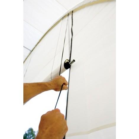 Heavy Duty Pro-Grade Galvanized Roll Up Door Kit