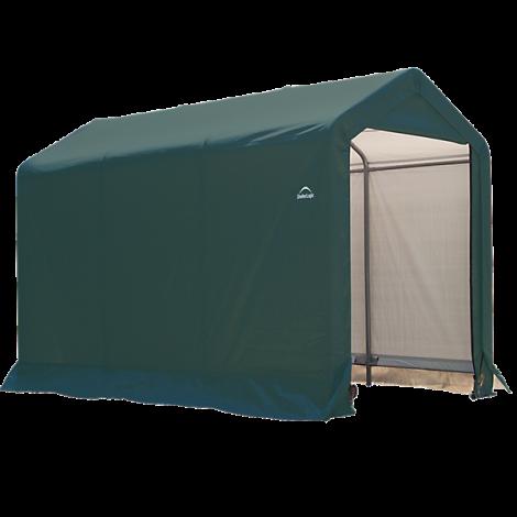 ShelterLogic Replacement Cover Kit 6x10x6.5 Peak 14.5oz PVC Green