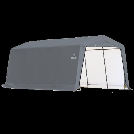 ShelterLogic Replacement Cover Kit 10x20x8 Peak 14.5oz PVC Grey
