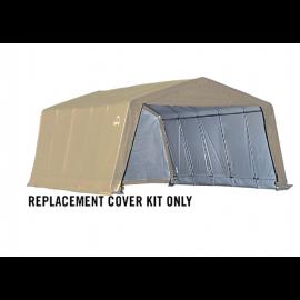 ShelterLogic Replacement Cover Kit 12x20x8 Peak 14.5oz PVC Tan