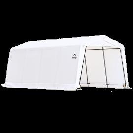 ShelterLogic Replacement Cover Kit 10x20x8 Peak 21.5oz PVC White