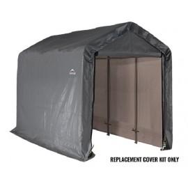 ShelterLogic Replacement Cover Kit 6x12x6.5 Peak 7.5oz Grey
